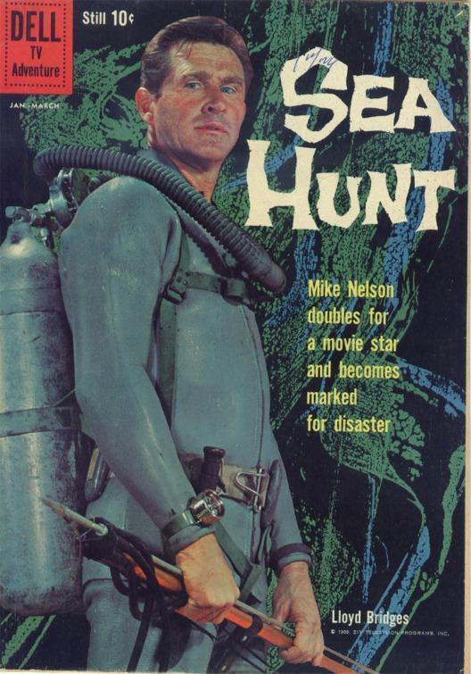Sea hunt the movie